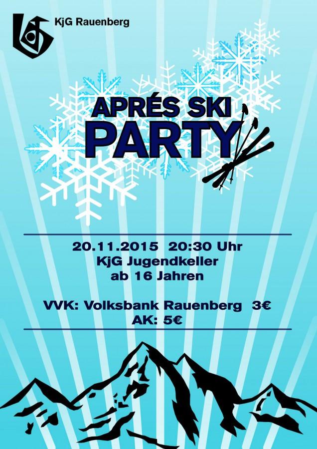 Apres-Ski-Party